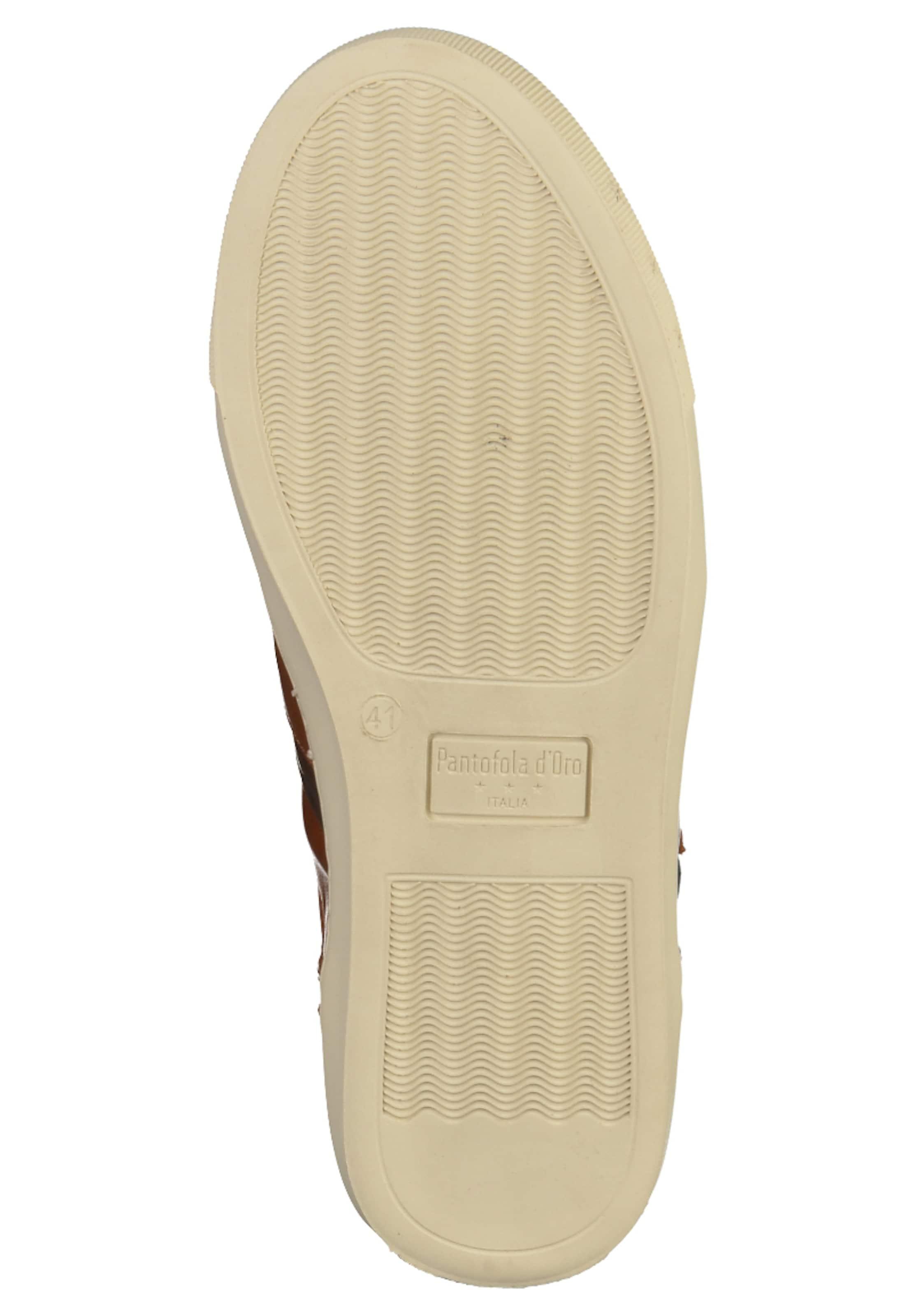 Pantofola Sneaker In Weiß D'oro DunkelblauBraun 34Rj5ALq