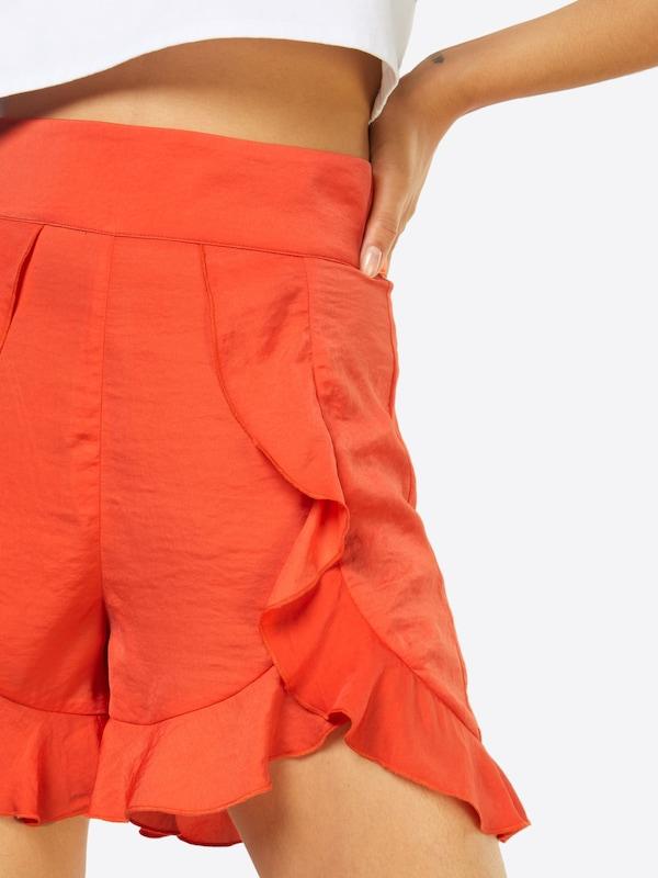 IVYREVEL IVYREVEL IVYREVEL Shorts 'ACACIA' in Orange  Bequem und günstig 414eac