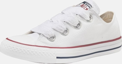 3d9ae2ce208 durable service CONVERSE Sneakers laag 'Chuck Taylor All Star Ox Big  Eyelets' in Navy