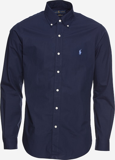 POLO RALPH LAUREN Overhemd 'SL BD PPC SP-LONG SLEEVE-SPORT SHIRT' in de kleur Navy, Productweergave