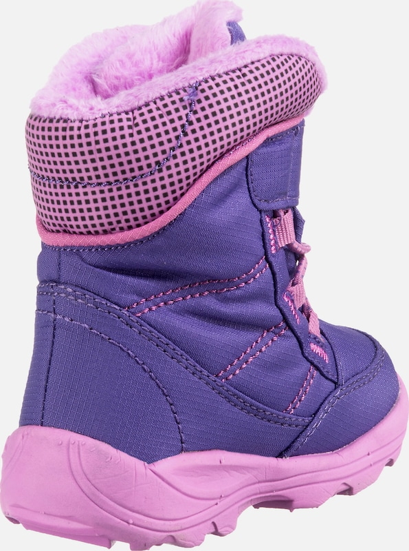 Kamik Winterstiefel Lila 25 Kinder Schuhe Winter