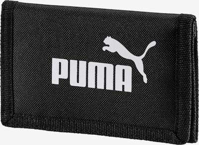 PUMA Portemonnaie 'Phase ' in schwarz / weiß, Produktansicht