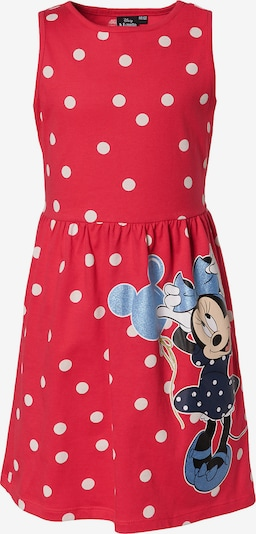 DISNEY Kleid 'Minnie Mouse' in mischfarben / rot, Produktansicht