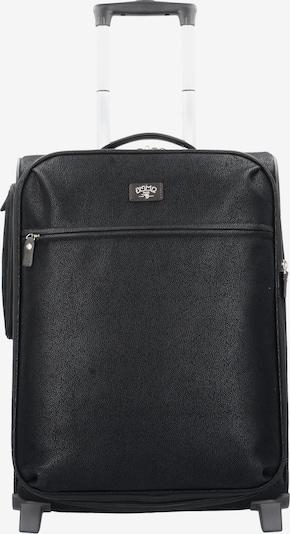 Jump Kabinentrolley 'Solera' in schwarz, Produktansicht