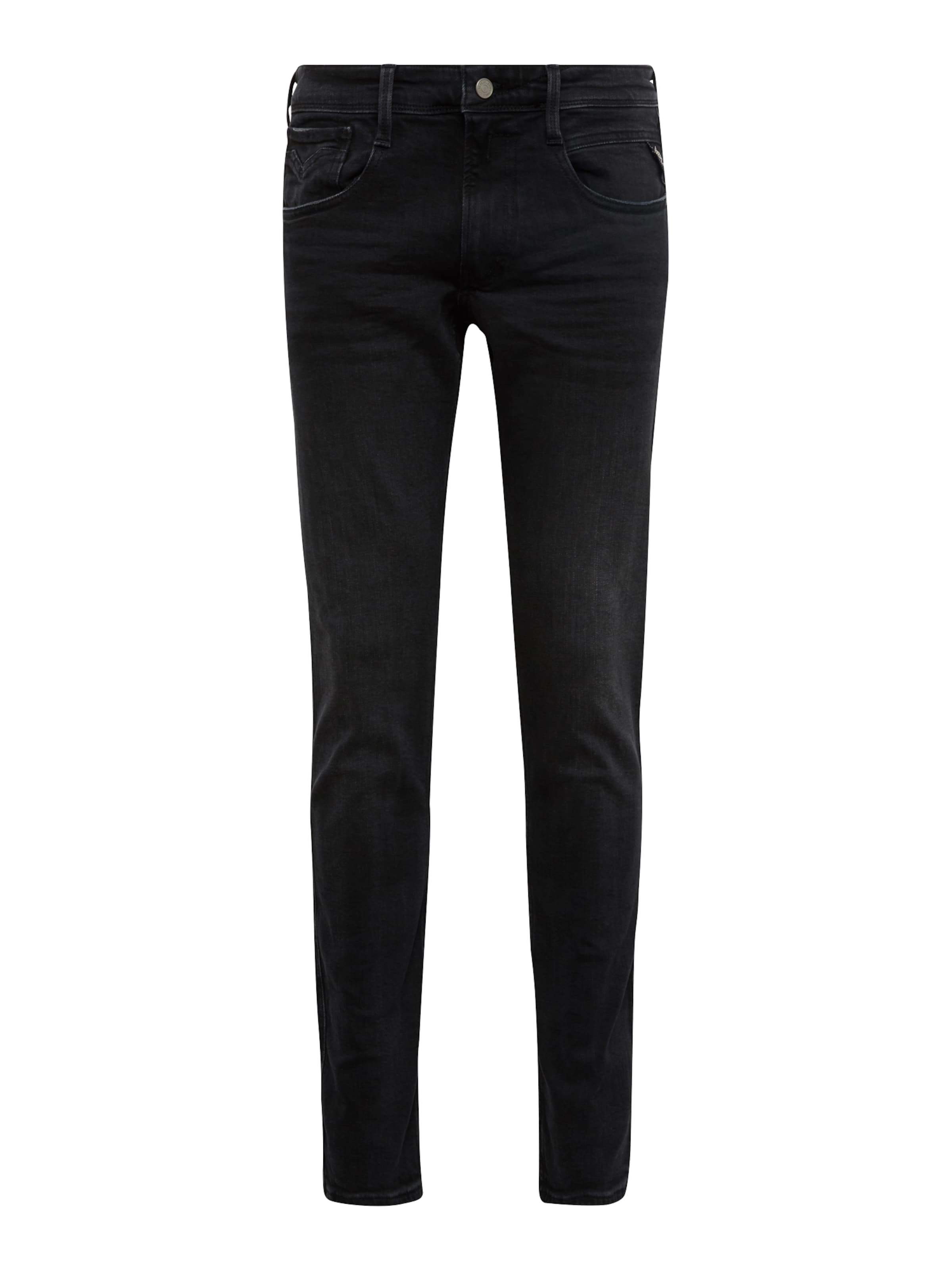 Replay 'anbass' In Jeans Replay 'anbass' Dunkelblau Jeans dBstxhrQC