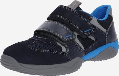SUPERFIT Sneaker 'Storm' in himmelblau / grau / schwarz, Produktansicht