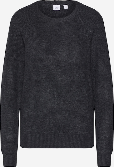 GAP Pullover 'DB WAFFLE STITCH' in dunkelgrau, Produktansicht