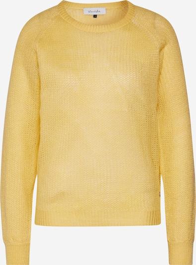 Blend She Pull-over 'BSLACSIN L PU' en jaune, Vue avec produit