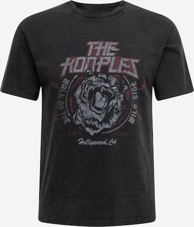 The Kooples Shirt in schwarz, Produktansicht