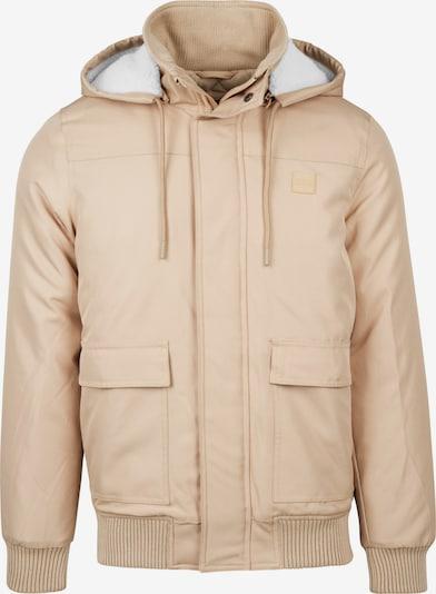 Urban Classics Jacket in hellbeige, Produktansicht