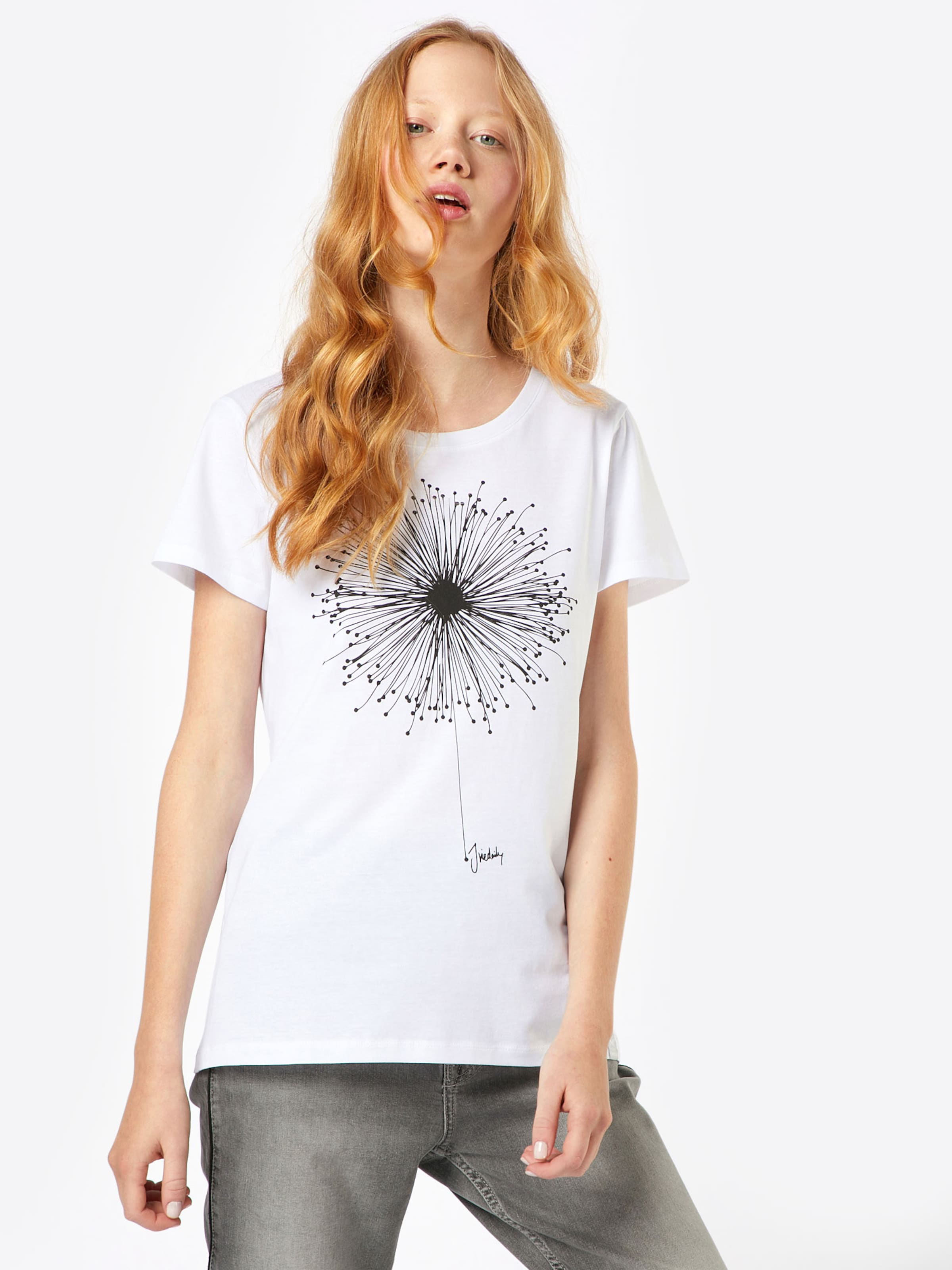 Iriedaily 'blowball' Shirt In Shirt Shirt Iriedaily 'blowball' Wit Wit Iriedaily In QoxBtsrdCh