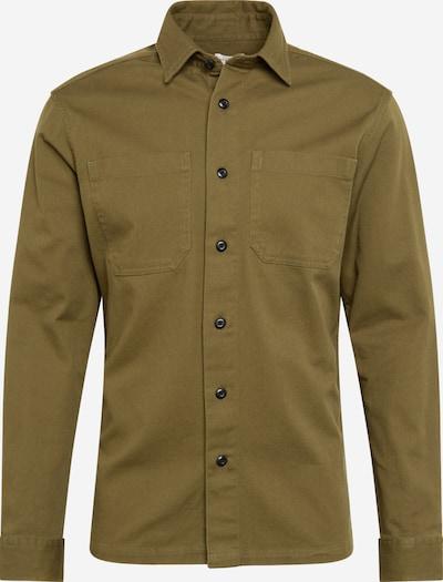 SELECTED HOMME Hemd 'Regsaki' in khaki, Produktansicht