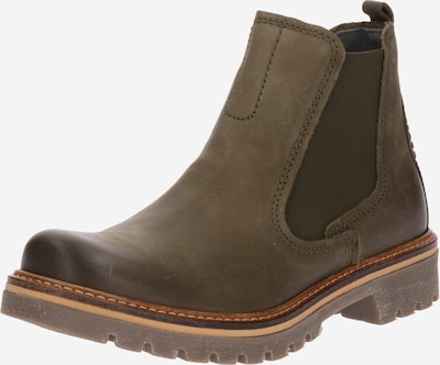 CAMEL ACTIVE Chelsea boots 'Canberra' in de kleur Kaki, Productweergave
