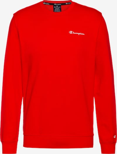 Champion Authentic Athletic Apparel Sweatshirt in knallrot, Produktansicht