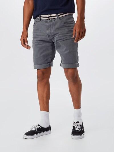 TOM TAILOR Jeansy w kolorze szarym, Podgląd na modelu(-ce)
