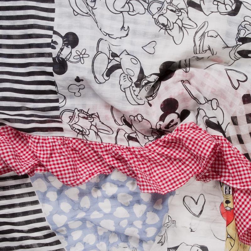 CODELLO Volant-Schal mit Disney-Motiv