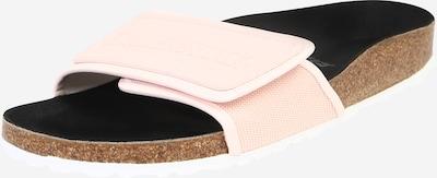 BIRKENSTOCK Mule 'Tema' en rose, Vue avec produit