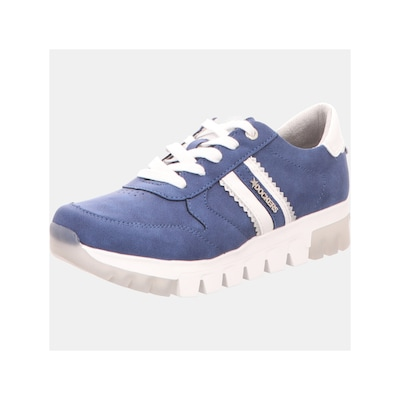 Dockers Sneakers in blau: Frontalansicht