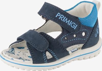 PRIMIGI Sandale in blau / weiß, Produktansicht