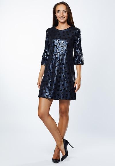 Young Couture by BARBARA SCHWARZER Kleid in navy, Modelansicht