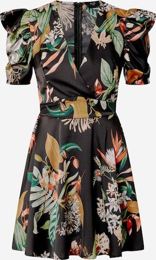 AX Paris Kleid in mischfarben / schwarz, Produktansicht