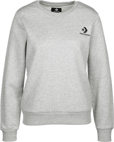CONVERSE Sweatshirt 'All Star' in Schwarz | ABOUT YOU