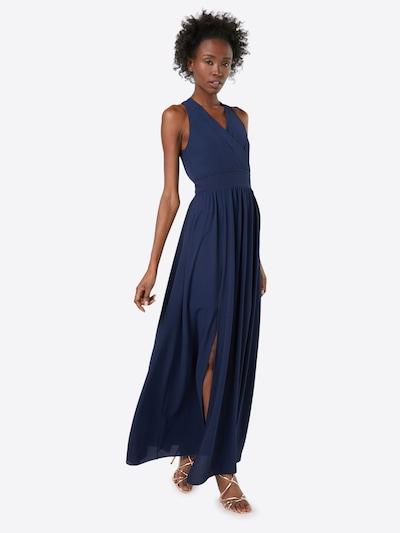WAL G. Večerné šaty - námornícka modrá, Model/-ka