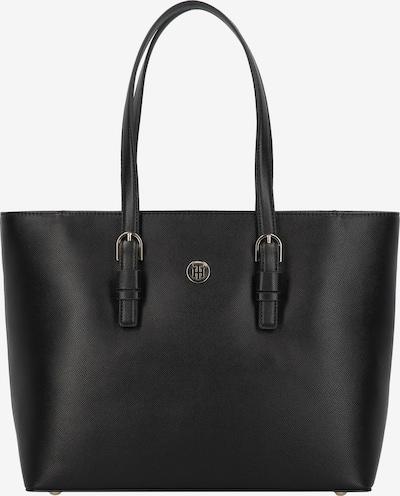 TOMMY HILFIGER Nákupní taška 'Saffiano' - černá, Produkt