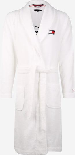 Ilgas maudymosi chalatas iš Tommy Hilfiger Underwear , spalva - balta, Prekių apžvalga