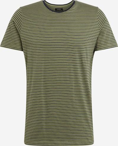 Matinique T-Shirt en bleu marine / olive, Vue avec produit