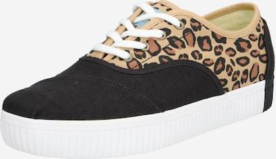 TOMS Sneaker 'CORDONES INDIO' in braun / schwarz, Produktansicht