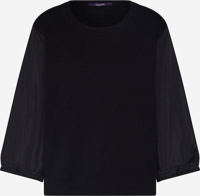 LAUREL Pullover in schwarz, Produktansicht