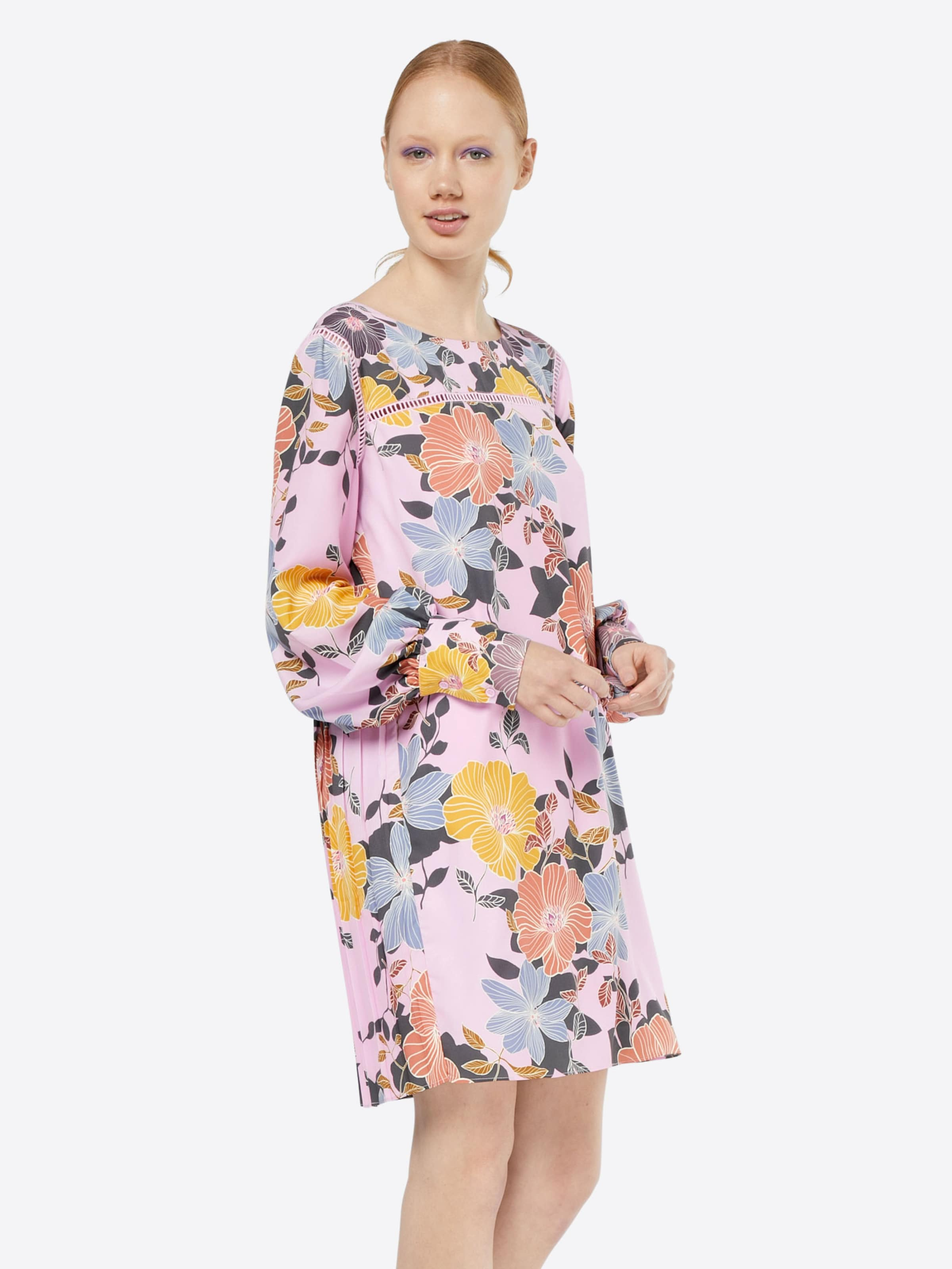 Kleid In LilaMischfarben 'shikoku Crepe Light' Connection French SzpUVM