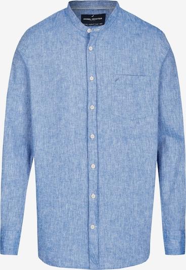 DANIEL HECHTER Modernes Freizeithemd mit Stehkragen in navy, Produktansicht