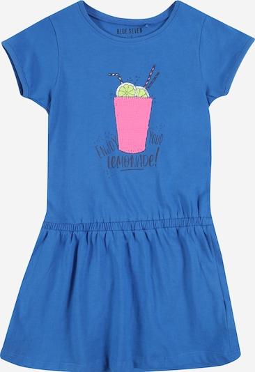 BLUE SEVEN Šaty - modré / žlté / ružová, Produkt