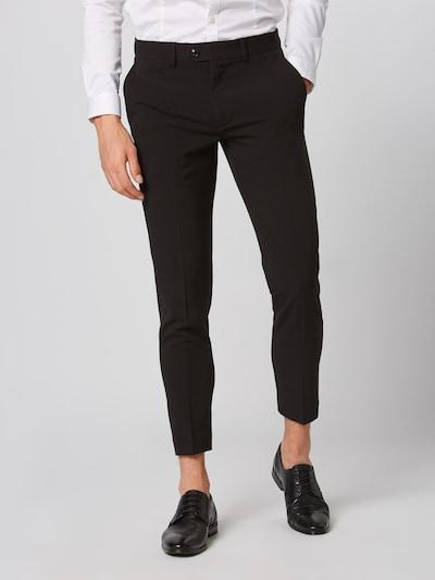 Lindbergh Hose 'Club pants' in schwarz, Modelansicht