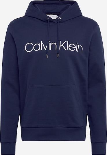 Calvin Klein Sweatshirt in navy / weiß, Produktansicht