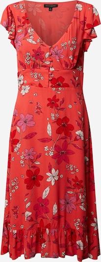 Banana Republic Robe en crème / rose / rouge, Vue avec produit