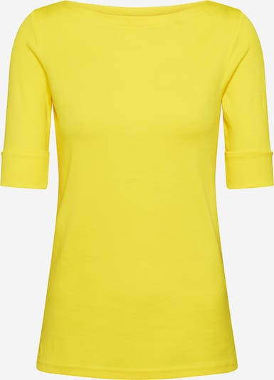 Lauren Ralph Lauren Shirt 'JUDY' in gelb, Produktansicht