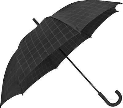 ESPRIT Paraplu in de kleur Grijs / Zwart, Productweergave