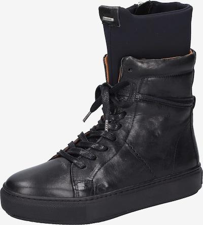 SHABBIES AMSTERDAM Stiefelette in schwarz, Produktansicht
