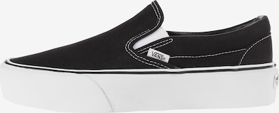 VANS Slip-on 'Classic Slip-On Platform' in black mottled / white, Item view