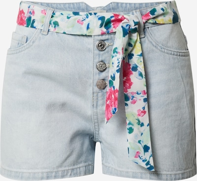 ONLY Jeans-Shorts 'ONQAMY' in blue denim, Produktansicht