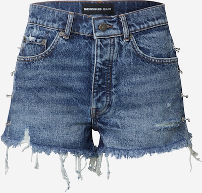 The Kooples Shorts in blue denim, Produktansicht