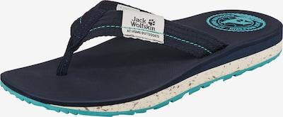 JACK WOLFSKIN Zehentrenner in blau, Produktansicht