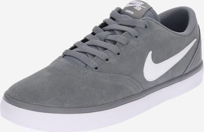 Nike SB Sneaker 'Check' in graphit / weiß, Produktansicht