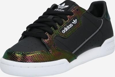 vegyes színek / fekete / fehér ADIDAS ORIGINALS Rövid szárú edzőcipők 'CONTINENTAL 80 W', Termék nézet