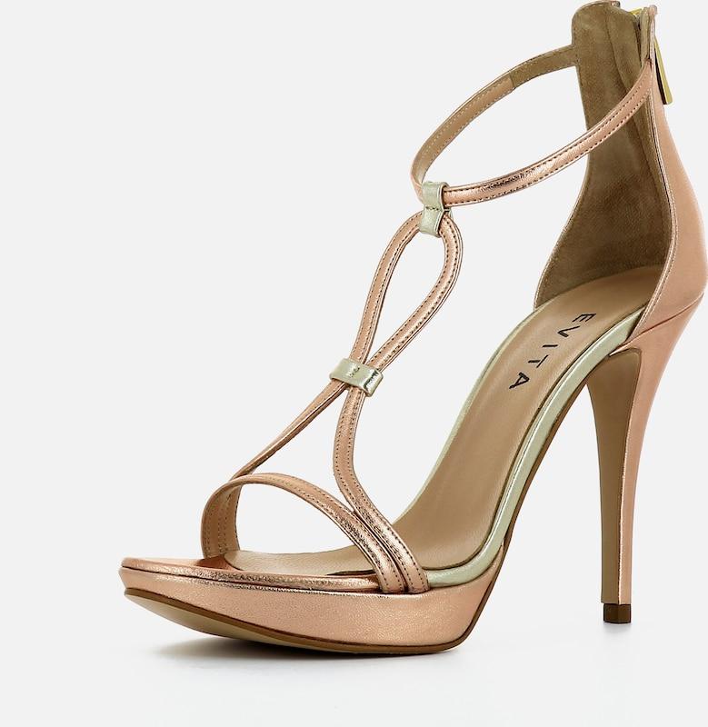 EVITA Damen Sandalette Verschleißfeste Schuhe billige Schuhe Verschleißfeste f25746