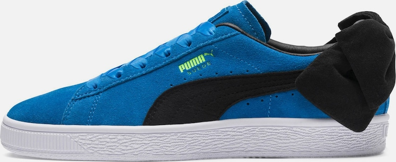 PUMA Sneaker 'Suede Bow Block' Block' Block' 3abf0e