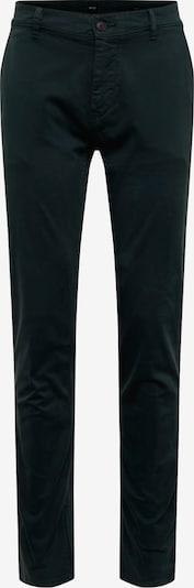 BOSS Pantalon chino 'Schino' en vert, Vue avec produit